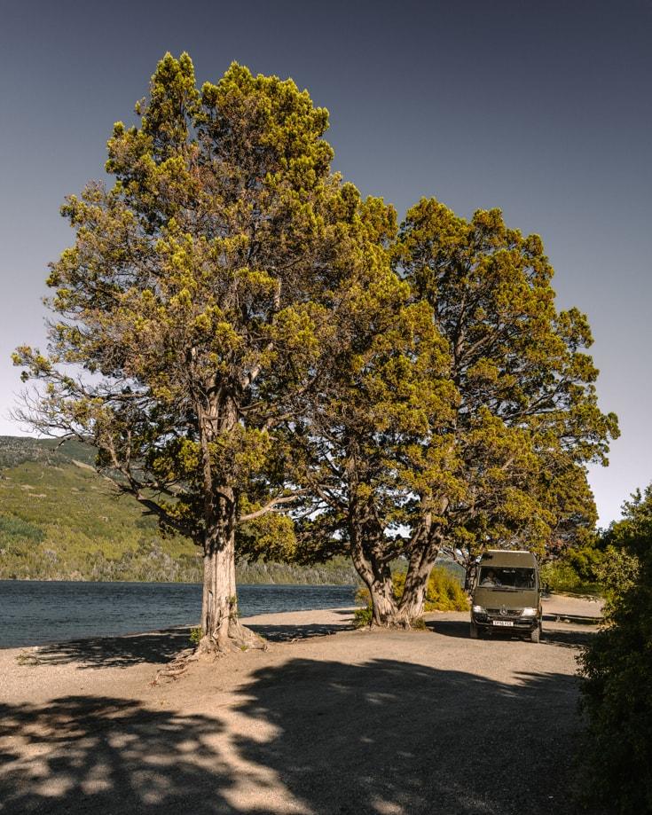 Road trip in San Martin de los Andes