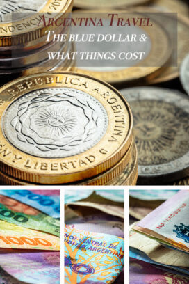 Argentina travel money on Pinterest