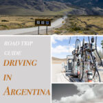 Pin image for driving in Argentina