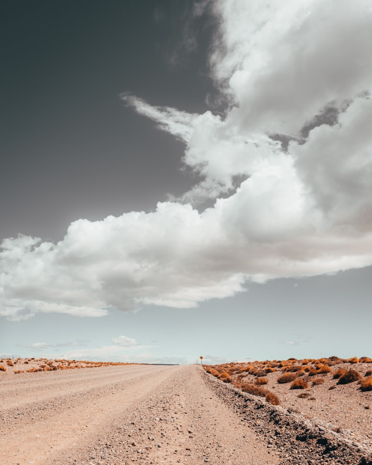 gravel tracks in argentina