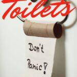 Best toilets for camper van life pin image