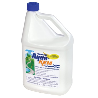 Holding tank chemicals