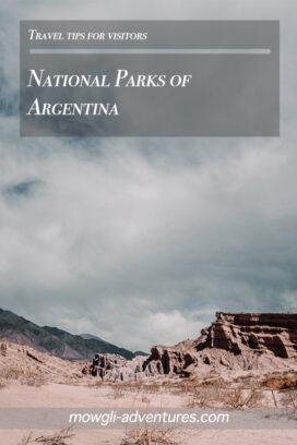 National Parks of Argentina on Pinterest