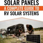 Camper solar panels _ What's the best solar system for your van_