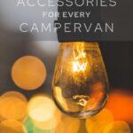 Pin image Best campervan accessories