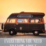 Pin image for how to buy a campervan with a free checklist