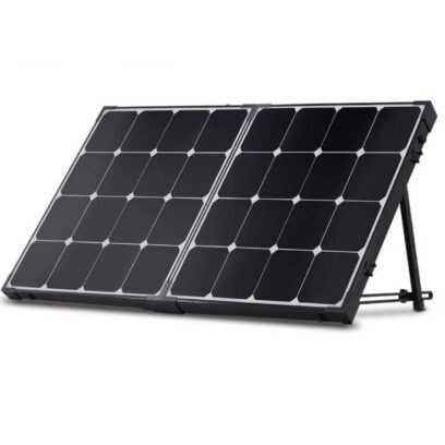 Portable solar panel product photo