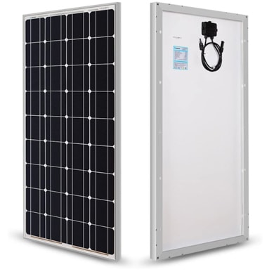 campervan accessories solar panels product image