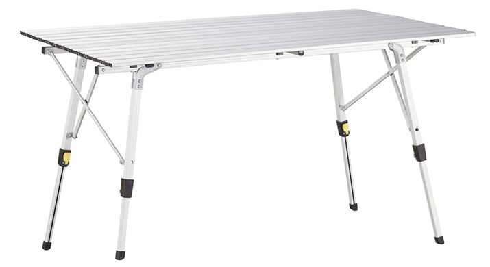 camping table product photo