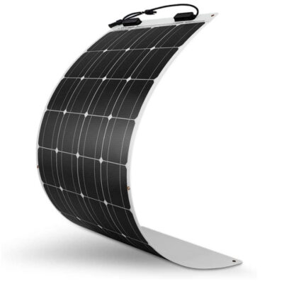 flexible camper solar panel product photo