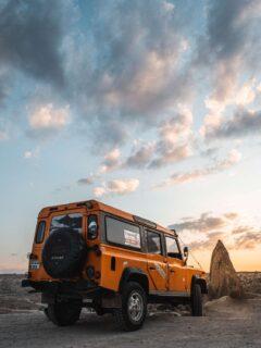 Overland build overland vehicles