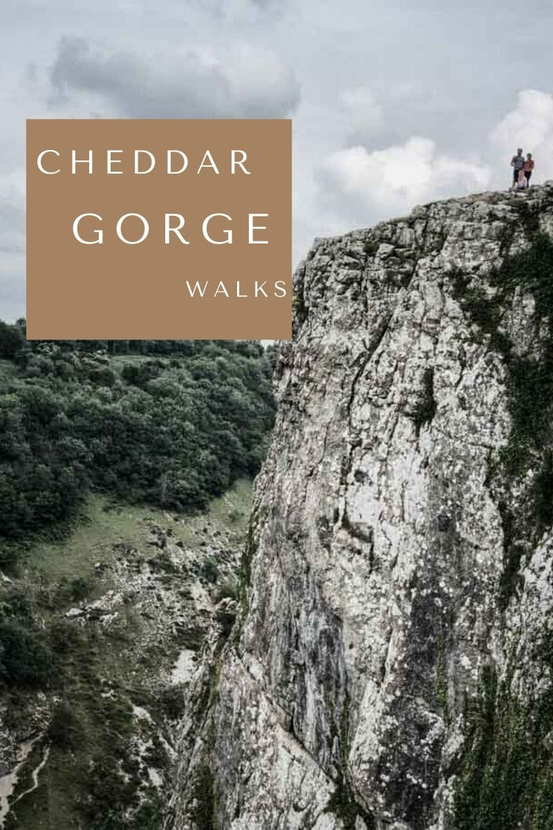 Pin images for things to do in Cheddar Gorge