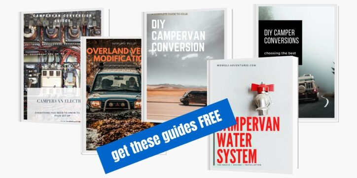 Free camper van conversion guides