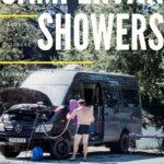 Pin image for shower for campervans