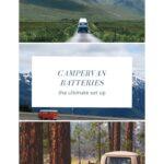 Pin image for campervan batteries