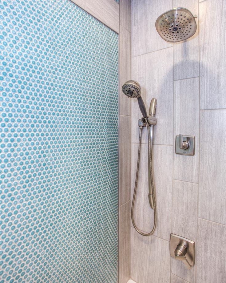 indoor showers for campervans