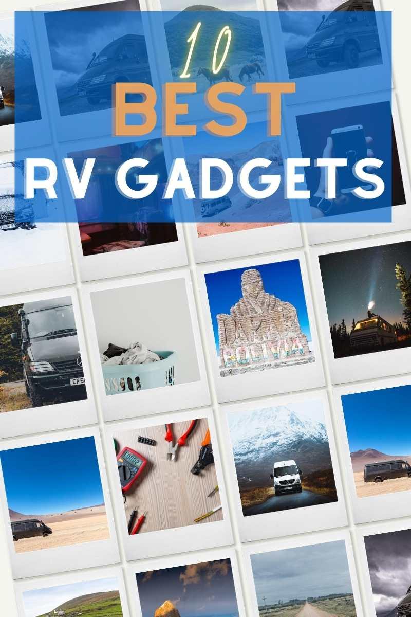 The best RV Gadgets on Pinterest