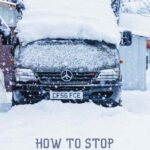 Pin image for How to stop condensation in a van