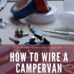 How to wire a campervan pin image