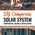DIY Campervan Solar System _ Components, Design & Installation
