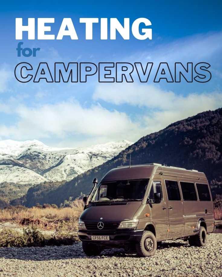 Heating for campervans