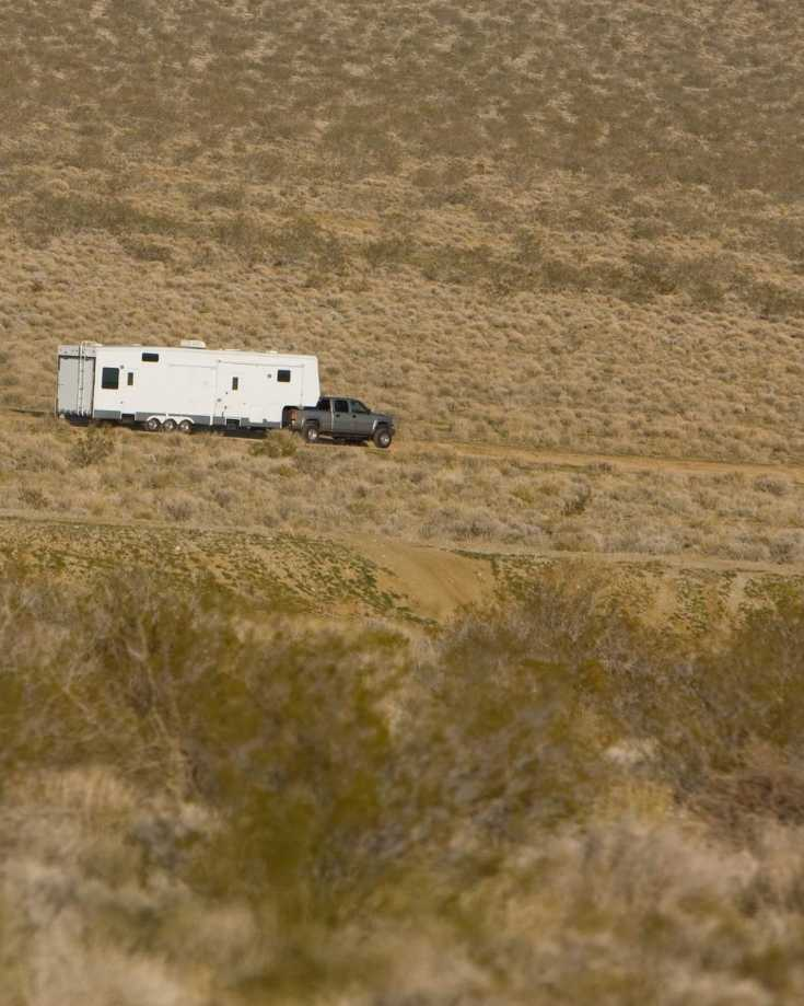 Large RVs and trailers need a larger heating system