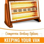 Heating options for DIY Campervan conversions
