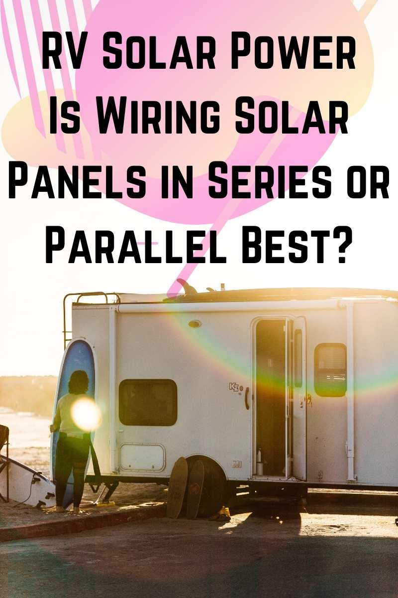 wiring solar panels in series vs parallel pin image