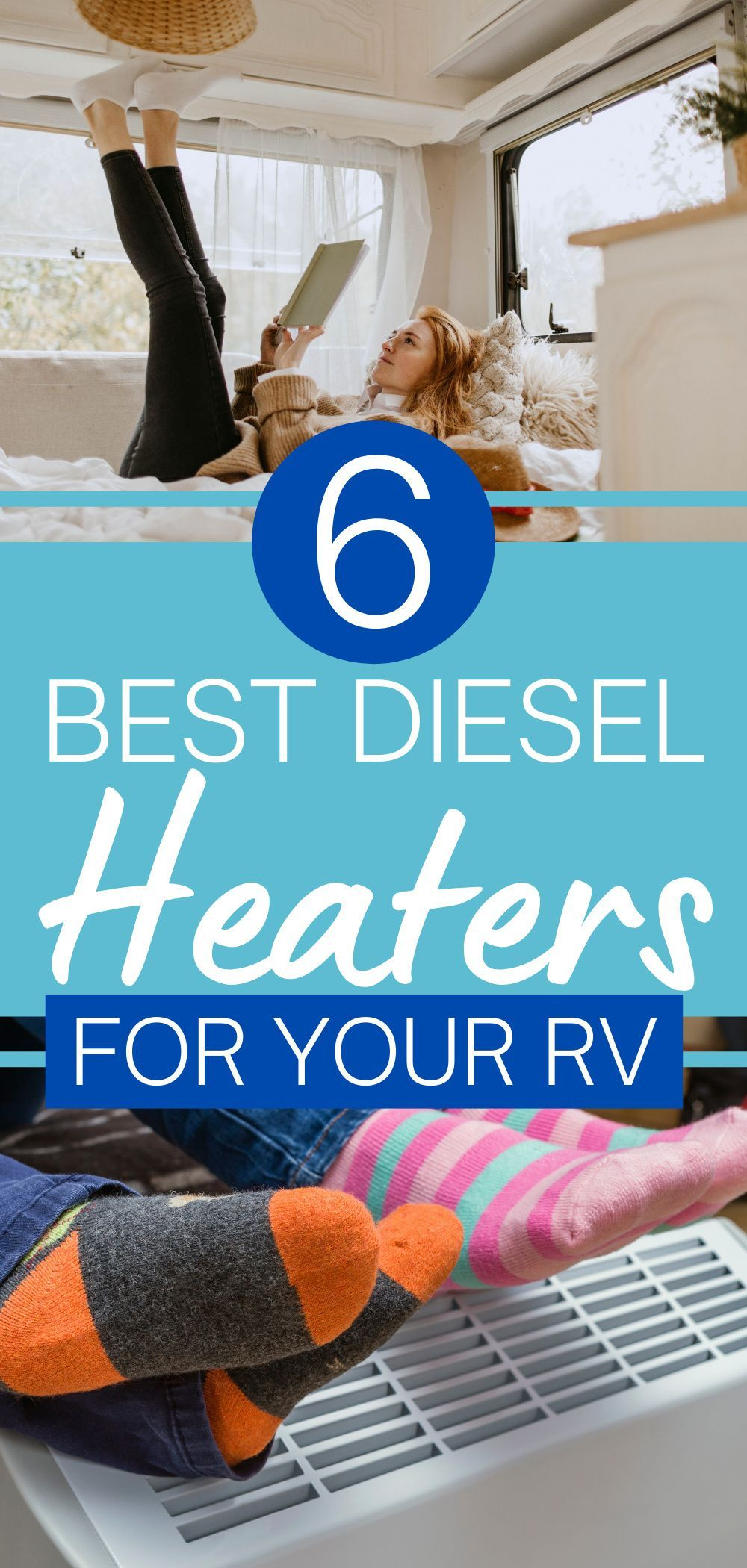 The Best Diesel Heaters for Campervans & RVs _ A Buyer's Guide on Pinterest
