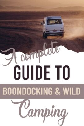 A guide to boondocking