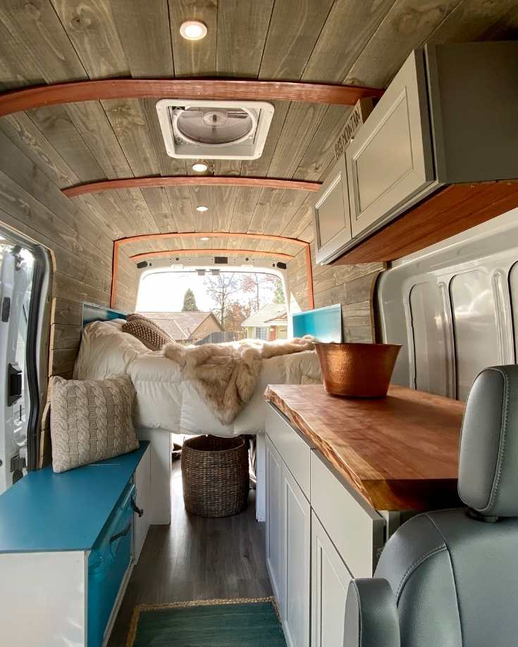 Every DIY Campervan Conversion needs at least one roof vent for excellent ventilation and to help prevent condensation