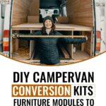 DIY Campervan Conversion Kits _ 8 Easy Ways to Kit Out a Van