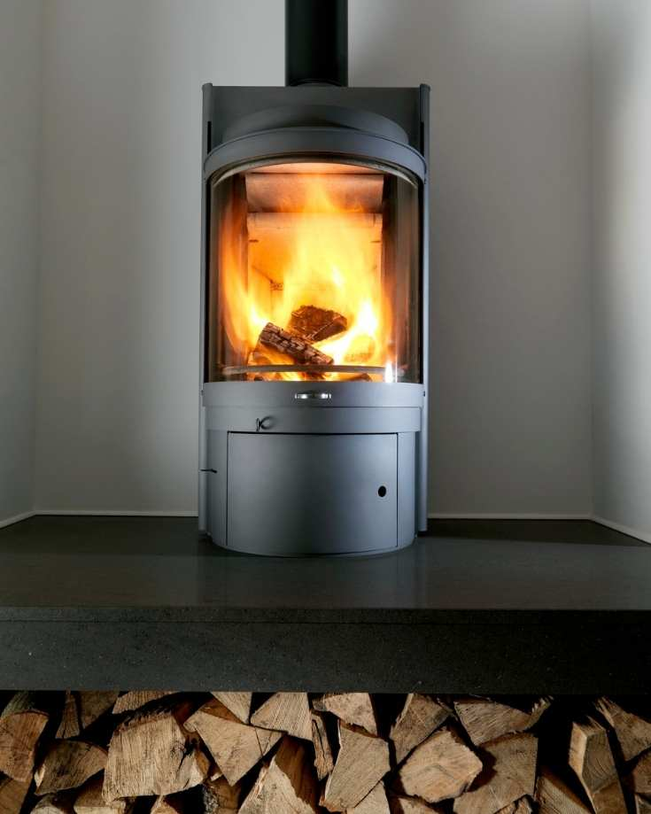 Wood burning stoves in a camper - cosy but be careful