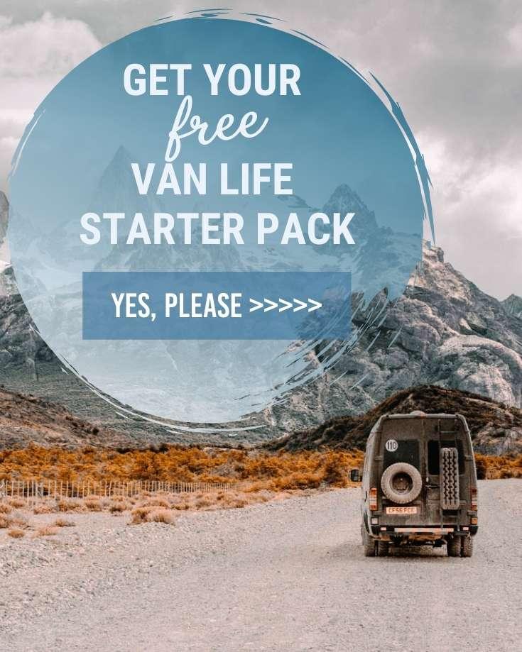 Van Life Starter pack