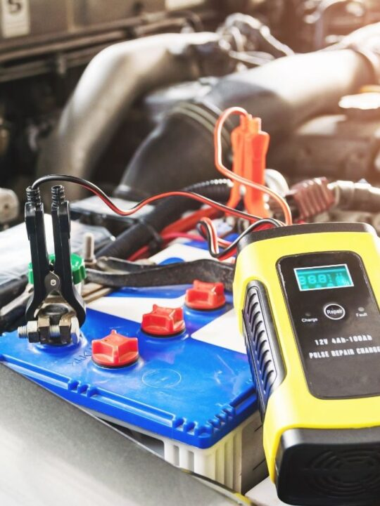 The Best RV Converter Charger
