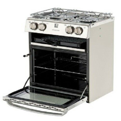 Voyager 4500 campervan oven, grill & stove