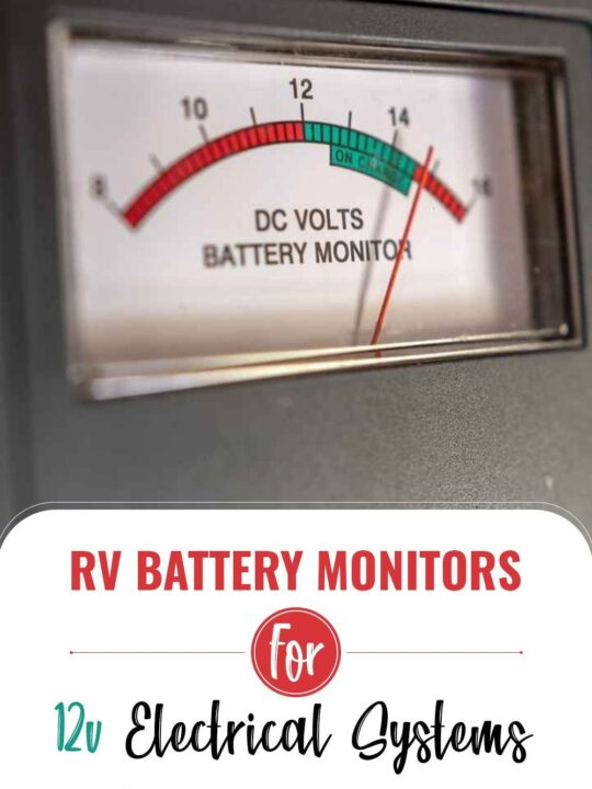 6 Best RV Battery Monitors _ A Buying & Installation Guide