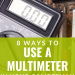 8 Uses for a Multimeter in Your Campervan
