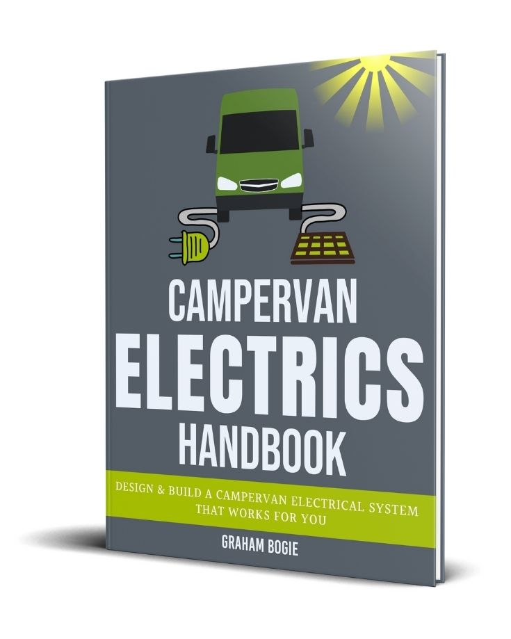 Campervan Electrics Handbook cover