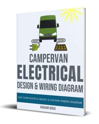 campervan electrical design and wiring diagram cover