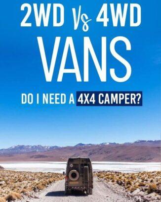 2wd Vs 4wd Vans _ Do I Need a 4x4 Camper