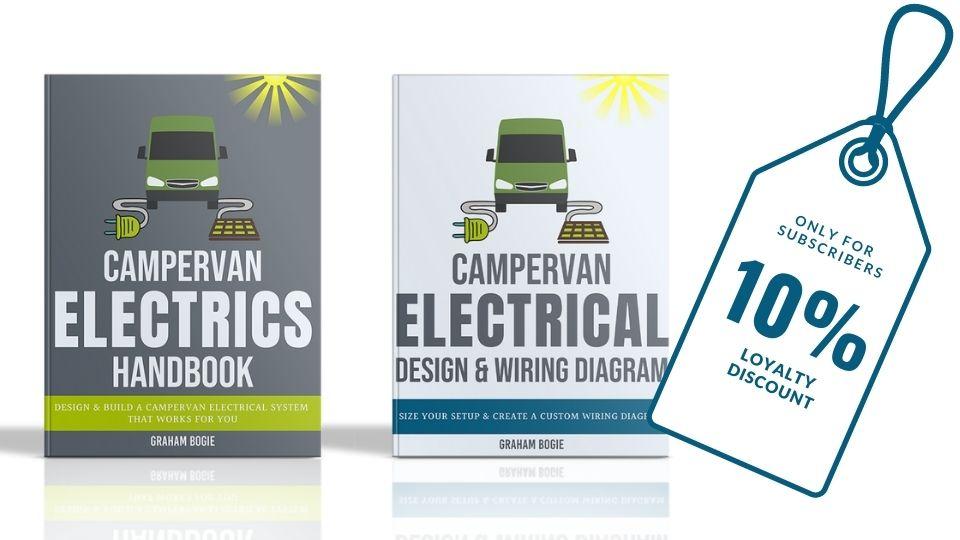 Campervan Electrics Subscriber Discount