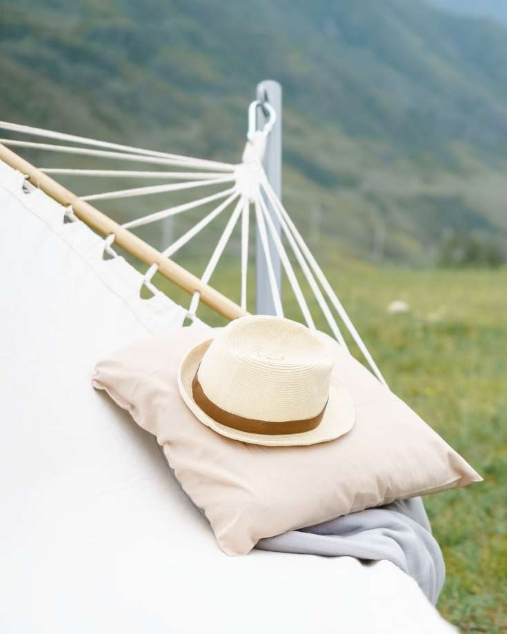 spreader bars make hammocks a little unstable