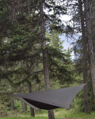 More than just day loungers, a hammock tent is a lightweight tent alternative for campers.