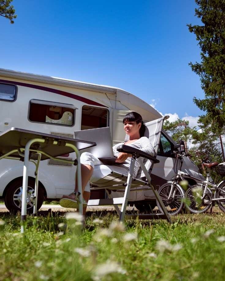 Getting internet into your camper can be essential for digital nomads and a luxury for other RVers
