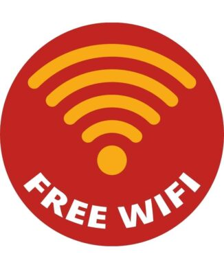 Free wifi is widely available in public places and campgrounds
