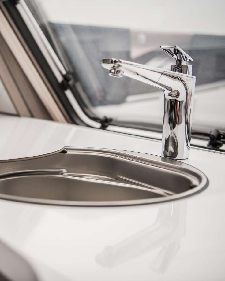 campervan faucets and taps