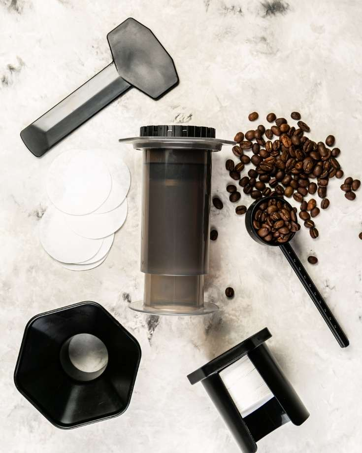 aeropress is by far our top pick
