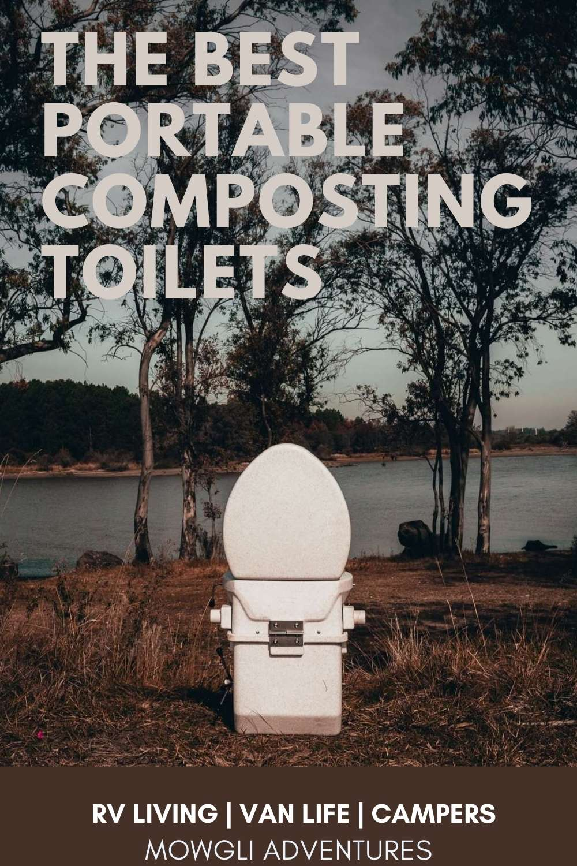 portable composting toilets on pinterest