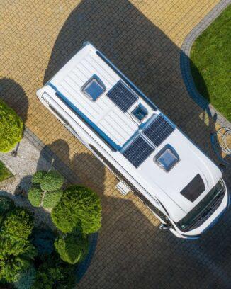 best portable solar panels for RV living